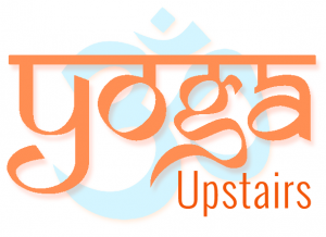 Graphic Design - Logo Design - Yoga Upstairs - Los Angeles, CA - Think All Day
