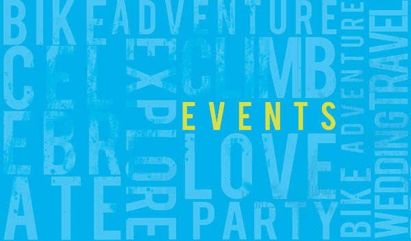 Website Design - Very Important Events - Seattle, WA - Think All Day